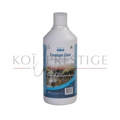Anti-algue pour fontaine