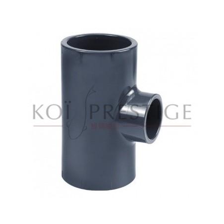 Té réducteur 90° FFF pression