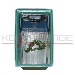 Efficacité filtre à grille de bassin