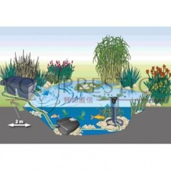Pompe pour bassin Oase AquaMax Eco Twin