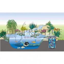 Filtre pour petit bassin FiltoClear