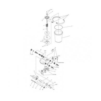 Pièces détachées pour FiltoClear 11000/15000