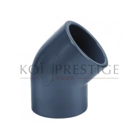 Coude 45° FF pression