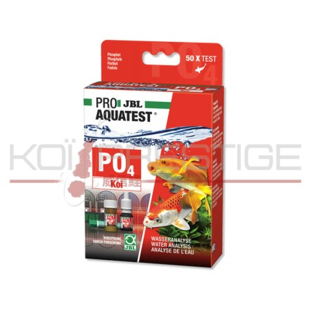 Test pour phosphate