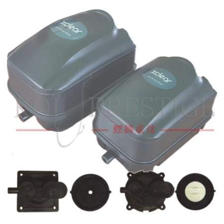Membranes pompe à air pour filtre