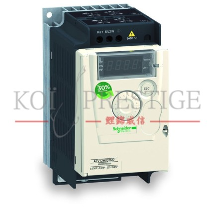 Variateur de débit pour pompe pression