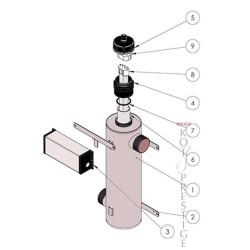 Pièces pour AS-UV Synergy