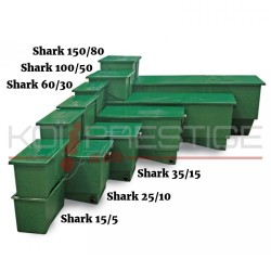 Filtre shark complet