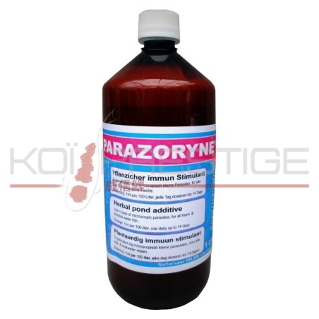 Antiparasitaire naturel PARAZORYNE