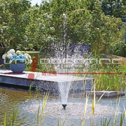 Jet d'eau pour fontaine