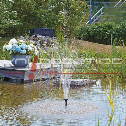 Jet d'eau fontaine