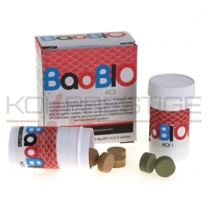 Baobio koi detruit les bactéries pathogenes