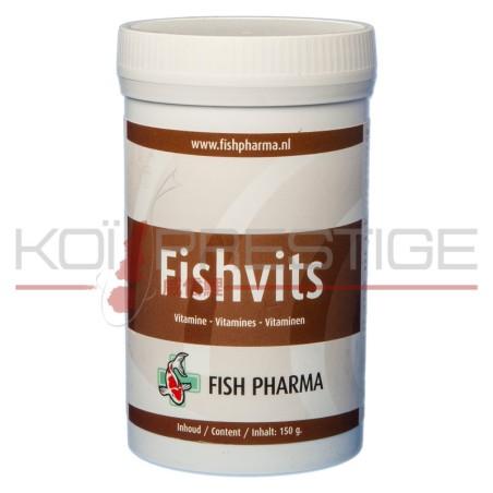 Vitamines pour carpe koi