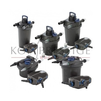 Kit filtration FiltoClear Set