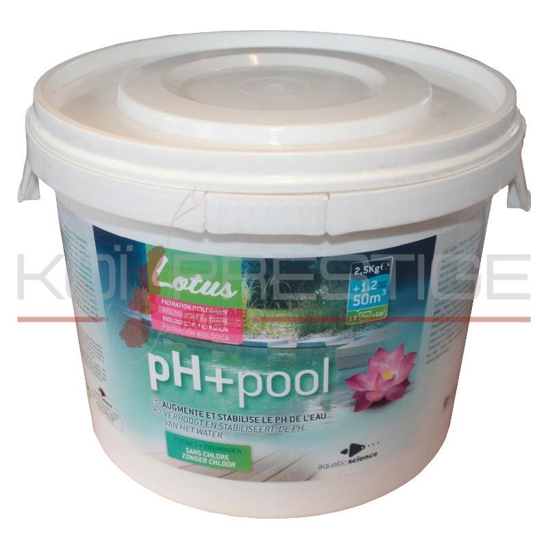 Ph + pool piscine naturelle