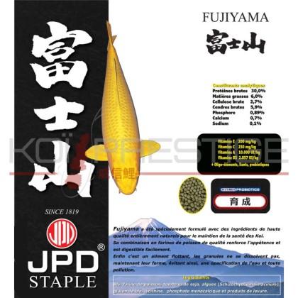 composition JPD Fujiyama