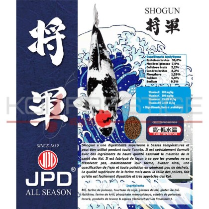 composition JPD all season shogun