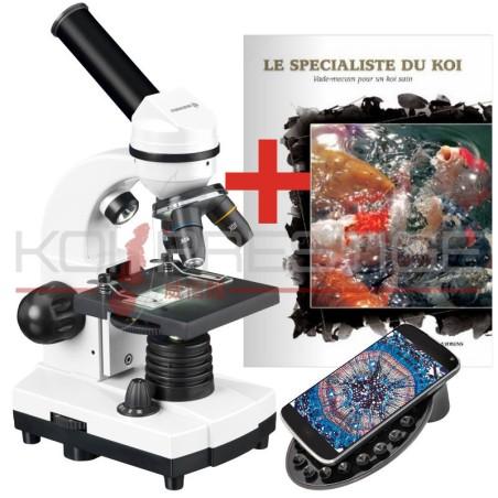 Pack livre et microscope Biolux