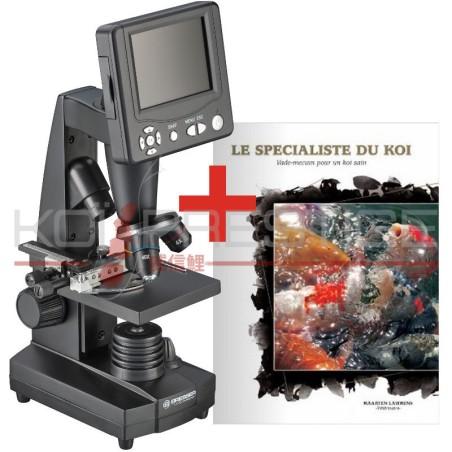 Pack livre et microscope LCD