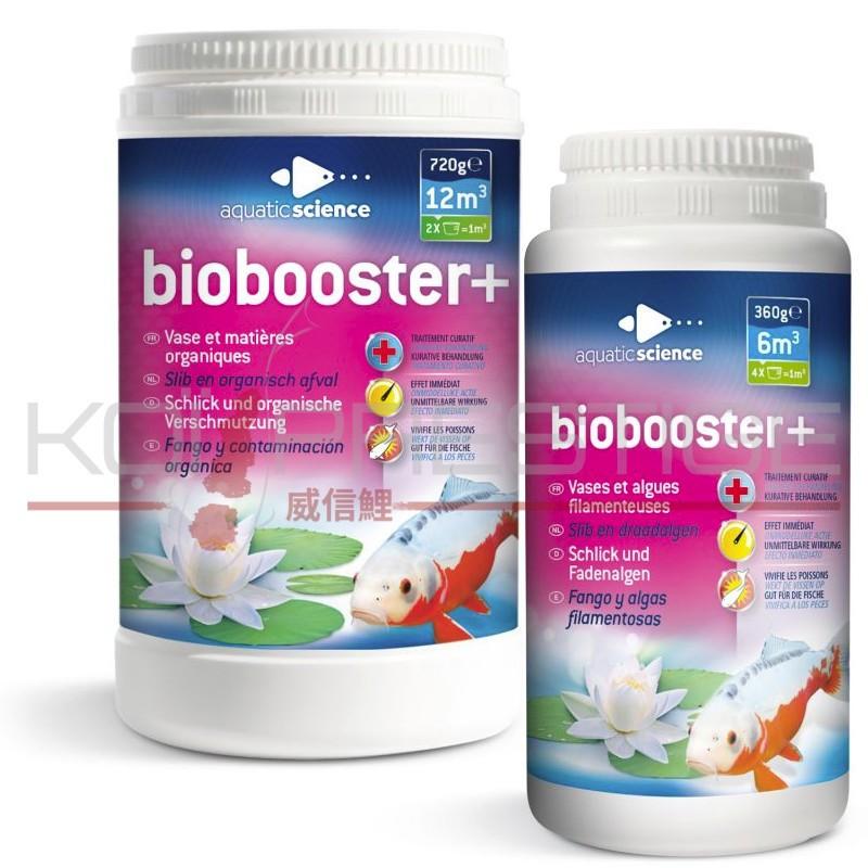 Anti-algues pour bassin Biobooster +