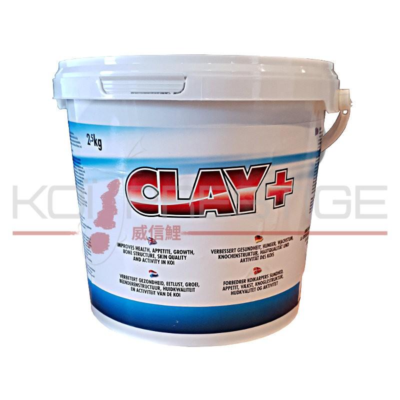 Argile pour bassin clay+