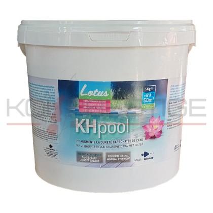 Monter le KH de piscine naturelle avec KH Pool