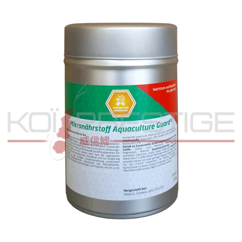 Micronutriments pour koi Koi Guard