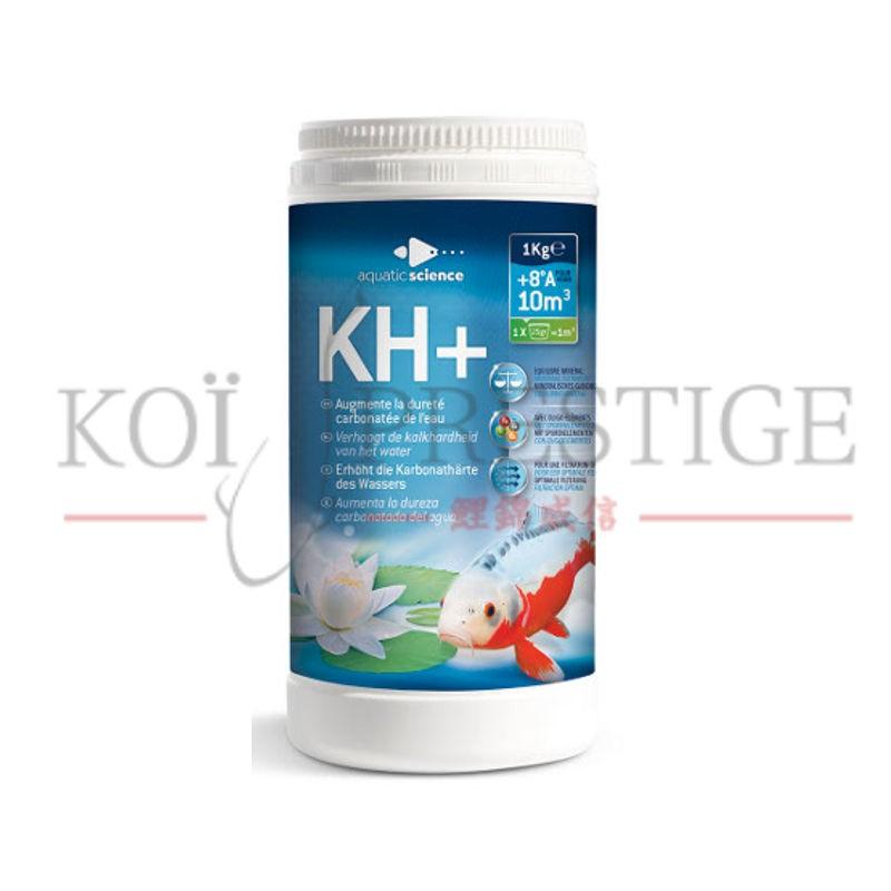 Kh + pour bassin de jardin