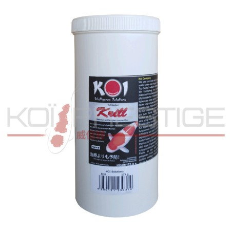 Krill en poudre
