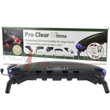 UV TMC Pro Clear 30 WATT Ultima