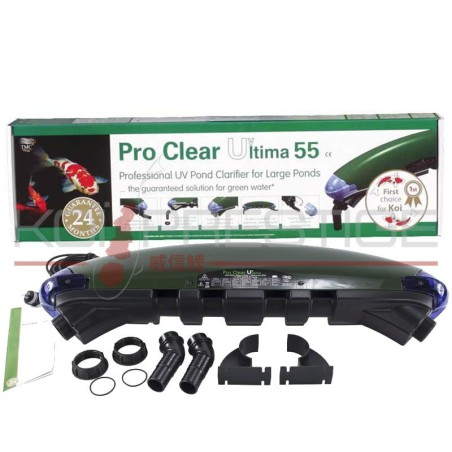 UV TMC Pro Clear 55 WATT Ultima