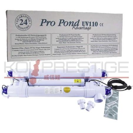 UV TMC Pro Clear 110 WATT