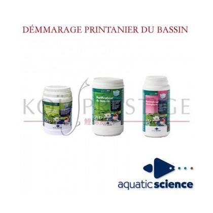 Kit Bactéries demarrage printemps NEO