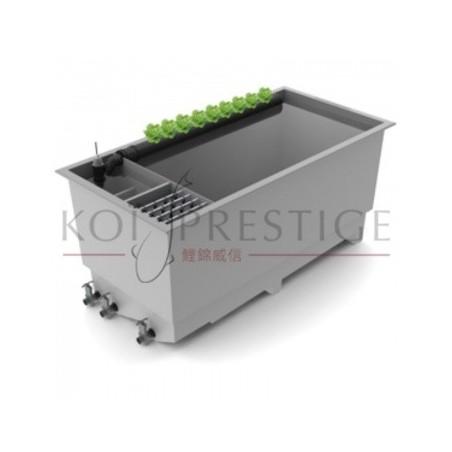 Bac MultiPond avec filtration complète