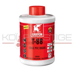Colle PVC rigide pression Griffon T88