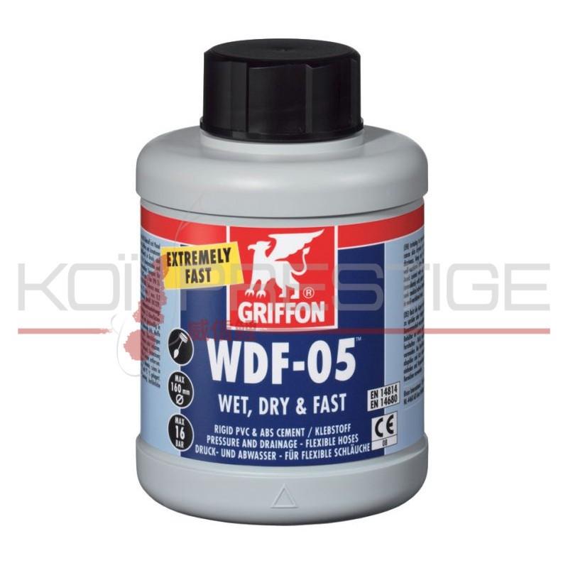 Colle tuyau souple HQ Griffon WDF-05