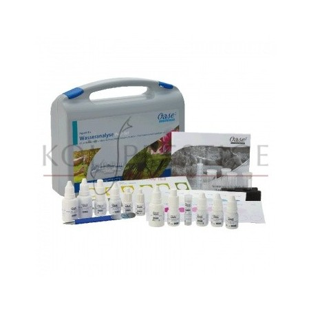Kit d'analyse pro AquaActiv