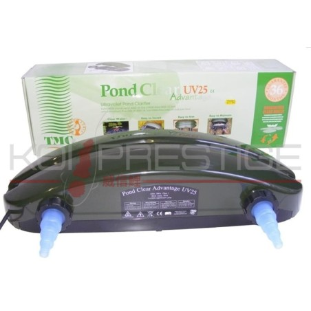 UV TMC Pond Clear Advantage 25 WATT