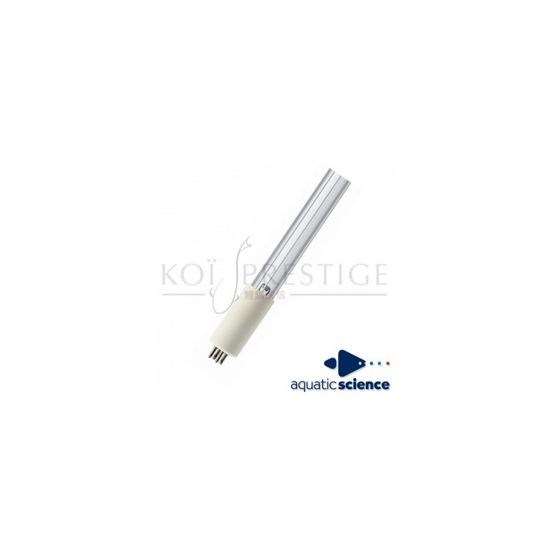 Ampoule de rechange pour AS UV et Uvozone
