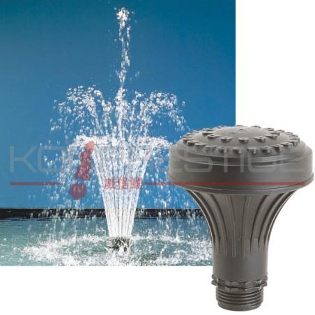 Ajutage de fontaine Volcan 37-2,5 K