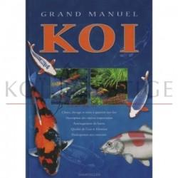 Le grand manuel koi livre complet sur la carpe koi et le for Livre carpe koi