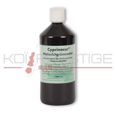 Antibactérien 2 % Vert de Malachite