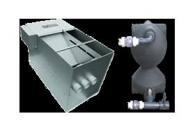 Matériel de filtration haut de gamme et pro pour bassin à carpe koi.