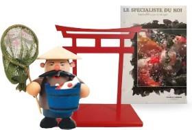 Librairie carpe koi. Les livres traitant le bassin et la carpe koi