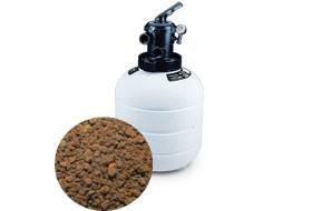 Filtre anti-phosphate pour bassin koi et piscine naturelle