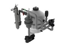 Kit filtration pour bassin koi et piscine naturelle haut de gamme