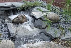 tout le mat riel n cessaire pour r aliser une belle cascade de bassin. Black Bedroom Furniture Sets. Home Design Ideas
