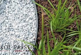 Comment réaliser simplement une bordure de jardin avec ECOLAT