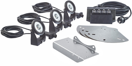 kit eclairage LED pour PondJet Eco
