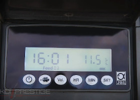 panneau de commande JBL Propond Autofood